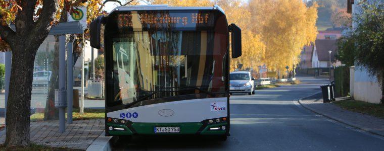Neuer Busfahrplan ab 1. Oktober 2018