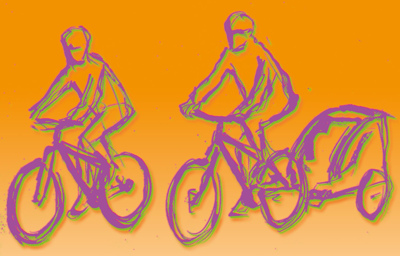 Große Fahrrad-Demo am Samstag den 22. September