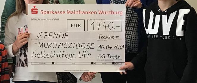 Schulfest an der Grundschule Theilheim